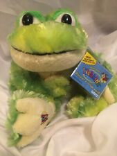 Webkinz Plush Frog With Sealed Tag New