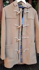Authentic BURBERRY wool Duffle Coat kids size 14yrs UK women size 10-bnwt