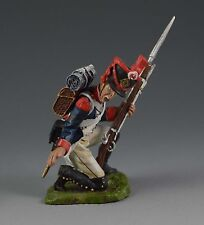 1/30 or 60mm Age of Napoleon French infantry soldier No9