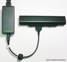 External Laptop Battery Charger for ASUS U20 U50 U80 U80A, A32-U80 90-NVA1B2000Y