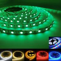 5m Super Bright 12V 5050 SMD 300 Leds RGB Flexible Strip Home Decoration Light