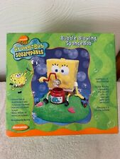 Spongebob Squarepants Bubble Blowing Spongebob Nos Never Opened Nm 2003