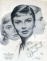 Joanne Woodward Signed Jsa Certified 8x10 Photo Authenticated Autograph