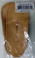 FootSmart Women's Size 8-8½ Leather Arch ¾ Length Insoles, Pair Item # 10128