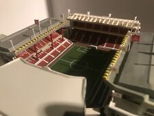 Rare Arsenal - Highbury - Replica stadium, with presentation case and stand
