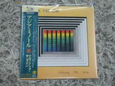 ASIA MINOR CROSSING THE LINE RARE OOP JAPAN MINI-LP SHM-CD