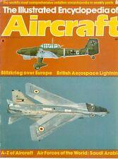 IEA 8 WW2 1939 POLISH AF COLOR / RAF EE LIGHTNING / RSAF / WW2 IJN AICHI ACFT