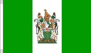 RHODESIA FLAG 5' x 3' Rhodesian Africa African Flags