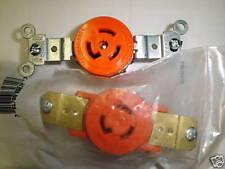 4710Ig 15A 125V locking receptacle isolated ground
