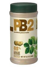 PB2 - Powdered Peanut Butter - Bell Plantation - 6.5oz (184g) - LOW FAT Healthy