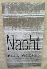Nacht - 4CD luisterboek - Oorlog - nieuw in seal
