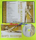 DVD MARVIN GAYE Live i heard it through the grapevine 2005 DELTA mc lp vhs cd