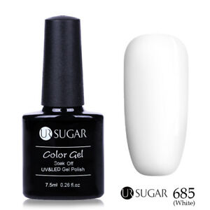 Multi-color Varnish Nail Art UV Gel Polish Soak Off Top Base Gel Gel UR SUGAR