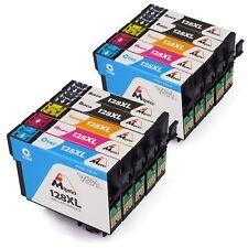Pack Cartuchos de Tinta compatible T1281-T1284 (128 XL)
