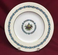 "Wedgwood Appledore  8 1/8"" Salad Plate- Makers Mark May Vary"