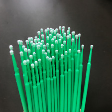 4000pcs New Brand Dental Disposable Micro Applicator Brush 2.0mm Green Fine