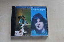GRAM PARSONS - GP/GRIEVOUS ANGEL (CD ALBUM)