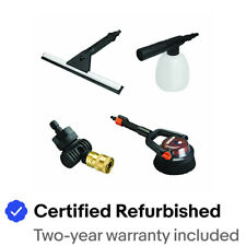 WORX WA4072 Hydroshot Deluxe Cleaning Accessory Kit