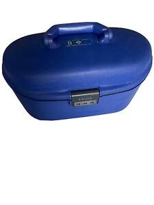 Samsonite, Beauty Case - Hartschalen-Kosmetikkoffer - Blau