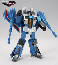 Takara Transformers Henkei Exclusive G1 Metallic Chrome THUNDERCRACKER Loose AU