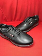 Nike Zoom Tour Victory Black Leather Golf shoes 904774-001 Men's Size 11.5