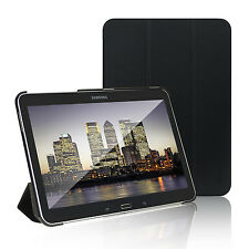 JETech Gold Slim-fit Smart Case Cover for Samsung Galaxy Tab 4 10.1 1