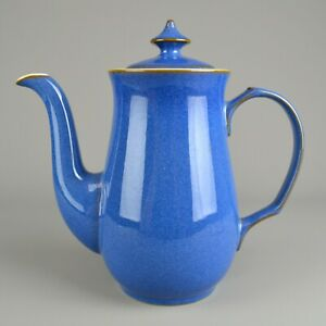 Denby Imperial Blue Coffee Pot