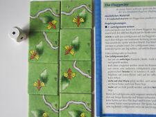 Carcassonne - Die Fluggeräte (Alte Edition) Erweiterung