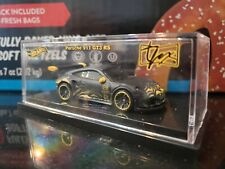 Hot Wheels Tanner Fox Limited Edition Porsche 911 GT3 RS