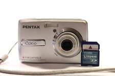 Pentax E35 7.1MP Digital Camera - Silver