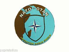Patch Stampata Operation Ocean Shield Nato-Otan