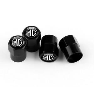 MG ZS ZST EV B F GS HS PHEV MG3 MG6 B Midget Aluminum Valve Cap BLACK Wheel Tyre