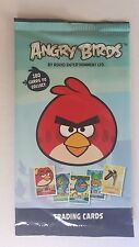 Angry Birds Trading Cards Booster Pack (Asia)