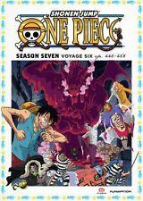 ONE PIECE: SEASON SEVEN VOYAGE SIX - DVD - Region 1 - Sealed