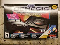 SEGA SG-10037-2 Genesis Mini Game Console - Black