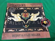 Buddy & Julie Miller Breakdown on 20th Ave Country LP NEW 2019 Piranha Records