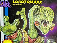 D0503392 LOBOTOMAXX GI JOE STAR BRIGADE STELLAR EXPLORER 1993 MOC MINT ON CARD