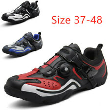Unisex Cycling Bicycle Shoes Mountain Bike Road No Lock Cycling Shoes Sneaker