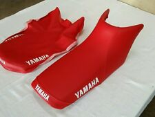 YAMAHA YT60L YT60N YF60S 1984 TO 1986 TRI-ZINGER MODEL SEAT COVER RED (Y99--n6)