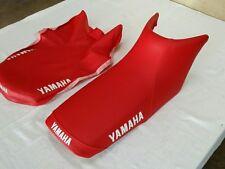 YAMAHA(n6)  YT60L YT60N YF60S 1984 TO 1986 TRI-ZINGER MODEL SEAT COVER RED (Y99)