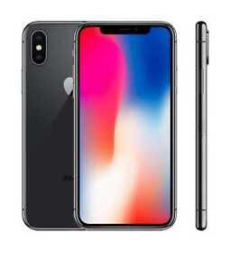 APPLE IPHONE X 256 GB GRIGIO RICONDIZIONATO GRADO A + GARANZIA 12 MESI ACCESSORI
