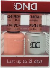 DND Daisy Duo Gel W/matching nail polish lacquer- HAVIN CABBLER - 419