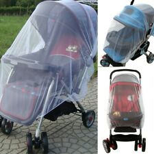 Baby Toddler Kids Pram Trolley Mosquito Net Baby Carriage Flies Protctor Cover