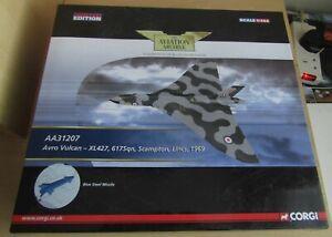 Corgi Aviation Archive Diecast Avro Vulcan,  AA31207