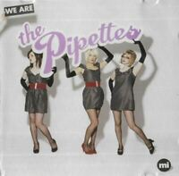 THE PIPETTES we are the pipettes (CD, album) indie rock, very good condition,