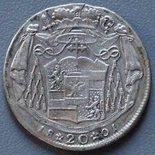 20 Kreuzer Silbermünze Österreich Salzburg Fürstliches Erzstift 1801 -2979-