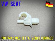 VW Golf Jetta Polo Corrado MK2 MK3 Lupo Vento Capó Clip GTI 8V 16V