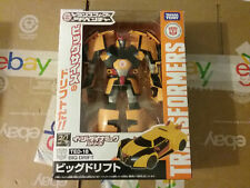 Transformers Takara  Adventure TED-18 Big Drift NEW US Seller