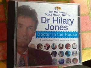 Dr Hilary Jones - Doctor In The House CD-ROM