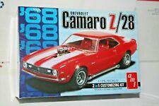 Box Opened In The Original Factory Box. Chevy 427 Camaro Model Kit Toys & Hobbies Models & Kits